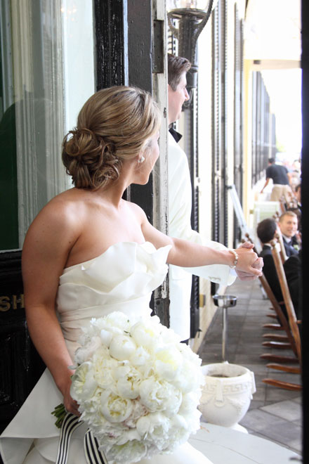 Cape May wedding hairstylist
